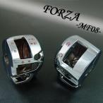 ホンダ FORZA フォルツァ MF08 メッキスイッチボックスカバー