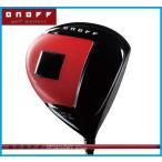 グローブライド ONOFF オノフ AKA 赤  ドライバー SMOOTH KICK MP-515D カーボンシャフト