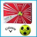 ☆Callaway Golf Ball CHROME Soft クロム クローム ソフト ボール キャロウェイ ゴルフボール ホワイト トゥルービス TRUVIS 日本正規品