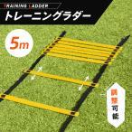トレーニング ラダー 5m9枚 収納袋付き 練習 器具 サッカー フットサル 野 球 陸上 スポーツ トレーニング フィットネス