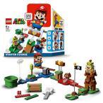 レゴ(LEGO) スーパーマリオ レゴ(R)マリオ と ぼうけんのはじまり スターターセット 71360