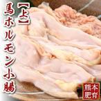 上 ホルモン 小腸 約500g肉 馬刺し 熊本 馬肉 馬肉 馬刺 ギフト 肉 食べ物 おつまみ 馬刺