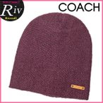 ショッピングコーチ コーチ COACH ニット帽 レディース 帽子 新作 F86028