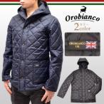 クリアランスセール オロビアンコ OROBIANCO メンズ コート アウター フード付 キルティング ジャケット quiltedduf