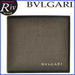ブルガリ BVLGARI 財布 メンズ 二つ折り 財布 新作 32581