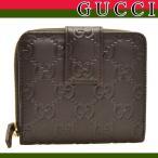グッチ 財布 GUCCI 二つ折り財布 グッチシマ メンズ 346056