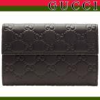 グッチ GUCCI 財布 三つ折り長財布 メンズ GG グッチシマ 346057