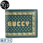 グッチ GUCCI 財布 折財布 二つ折り メンズ SEGAロゴ アウトレット 510487