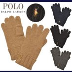 ポロ ラルフローレン 手袋 メンズ グローブ Polo Ralph Lauren 6f0291