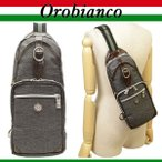 オロビアンコ メンズ ビジネス 財布 二つ折り ボディバッグ