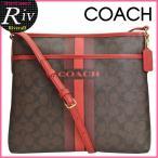コーチ COACH バッグ ショルダーバッグ 斜めがけ ブラウン トゥルーレッド PVC レザー f38402iml72 アウトレット