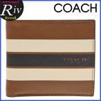 X'masセール コーチ COACH 財布 メンズ 二つ折り アウトレット F75394