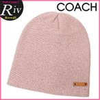 ショッピングコーチ コーチ COACH ニット帽 レディース 帽子 新作 F86028 アウトレット