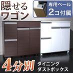 専用ペール付き ゴミ箱に見えない 家具調ゴミ箱