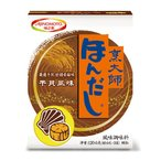 《台湾味之素》 烹大師干貝風味調味料 (120g=40g×3袋)(ホタテ風味のほんだし)  《台湾 お土産》