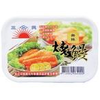 《三興》無辣燒鰻(100g / 缶)(鰻の蒲焼缶詰) 《台湾製品》