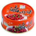 《台糖》 安心豚豬肉醤-五香(160g / 缶)(スパイシー豚肉そぼろ缶詰) 《台湾製品》