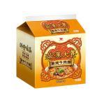 《統一》 滿漢大餐 ネギ燒牛肉麺  (187g×3袋) (煮込み牛肉・ラーメン) 《台湾 お土産》