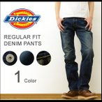 Dickies ディッキーズ レギュラーフィット デニム パンツ メンズ ジーンズ ストレート 14オンス カイハラデニム ユーズドウォッシュ 日本別注 153M40WD20