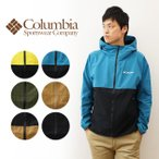 Columbia コロンビア Vizzavona Pass Jacket ヴィザヴォナ パス ジャケット マウンテン パーカー メンズ アウトドア アウター ウインドブレーカー PM3844