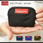 Manhattan Portage(マンハッタンポーテージ) Coin Purse コインケース コーデュラナイロン カード小銭入れ 日本代理店取扱い 正規品 メンズ レディース MP1008