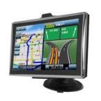 デジタルランド ワンセグ搭載 7インチポータブルナビ 2013年版地図 NV-703TV