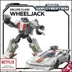 Transformers Netflix War for Cybertron Deluxe WHEELJACK 《2020/10-2020/11 予定》