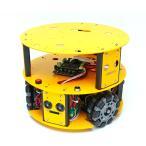 3WD100mmオムニホイールロボット (10013)