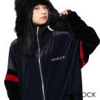 ankoROCK アンコロック ジャケット メンズ レディース ユニセックス ジャージ アウター ブルゾン ビッグシルエット オーバーサイズ