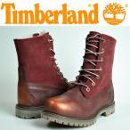 ショッピングTimberland Timberland(ティンバーランド/レディース ブーツ)テディフリース ウォータープルーフ フォールドダウン ブーツ(A119N)