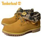 Timberland ティンバーランド ROLL TOP ロールトップ レザー ブーツ A1HAE BOOTS