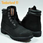 Timberland ティンバーランド メンズ 6インチ 6INCH シックスインチ プレミアム ウォータープルーフ ブーツ ブラック A27UQ
