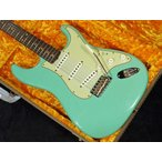 Fender Custom Shop Limited Edition 1961 Stratocaster Jouneyman Relic Faded/Aged Sea Foam Green