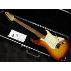 Fender USA American Deluxe Stratocaster Ash Tobacco Sunburst/R