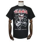 クリームソーダ   TE ギターティミーTシャツ ブラック CREAM SODA