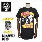 Runaway Boys Stray Cats Tシャツ