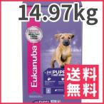 ユーカヌバ パピーラージ 子犬用 14.97kg【送料無料】