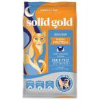 ソリッドゴールド インディゴムーン チキン&エッグ 全年齢猫用 5.44kg