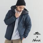 ショッピングダウン NANGA ナンガ ダウンジャケット メンズ カラコラム 日本製 国産 防寒 アウトドア 登山
