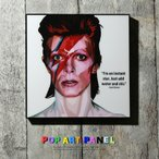 アートパネル David Bowie デヴィッド・ボウイ インテリア ポスター 壁掛け グラフィック