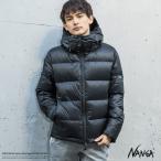 NANGA ナンガ ダウンジャケット メンズ オーロラライト 防寒 フード ボリュームネック 高品質ダウン ホワイトダック コラボ KRIFF MAYER 1929957 NA2019