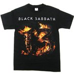 BLACK SABBATH Tシャツ 13 BLACK 正規品 バンドTシャツ