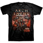 ARCH ENEMY LEGION ALBM COVER バンドTシャツ 正規品