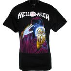 HELLOWEEN Tシャツ KEEPER OF THE SEVEN KEYS 正規品バンドTシャツ メタルTシャツ