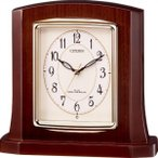 シチズン置き時計 記念品 お祝い 内祝い お返し 父の日