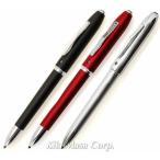 クロス テックフォー Tech4/テック4 AT0610 複合(マルチ)ペン 3色ボールペン+1(シャープペンシル シャーペン) 3カラー ブラック/レッド/クローム