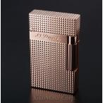 S.T.Dupont エス テー デュポン ガスライター ライン2 016424 ダイヤモンドヘッドカットピンクゴールドフィニッシュ