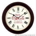壁掛時計 数量限定 コカコーラ コラボ ビンテージ シリーズ