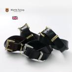 MARTIN FAIZEY (マーティン フェイジー)1.5 INCH QUICK RELEASE BELT/1.5インチ(38mm) クイックリリース レザーベルト