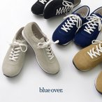 BLUE OVER (ブルーオーバー) MIKEY スエード スニーカー / SUEDE SNEAKER / 日本製